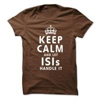 Keep Calm and Let ISIS Handle It