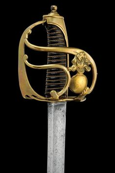 A grenadier's sabre of the Revolution period, France 18th century