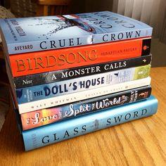 I don't get flowers for Valentines Day, I get books ❤️ #bookblogger #TheBooksWereBetter #igreads #bookstagram #bookhaul