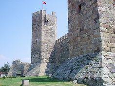 Pitane Kalesi (Pitane Castle) - Çandarli, Izmir, Turkey