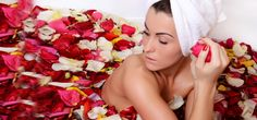 How To Use Rose Water To Treat Dry Skin? #BioGlaciere #skincaretips #healthyskin #beauty http://www.stylecraze.com/articles/use-rose-water-treat-dry-skin/