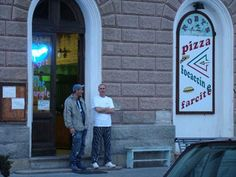Roby's  La Maddalena  The best pizza bianca. I really miss this place