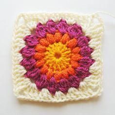 unusual crochet motifs - Google Search