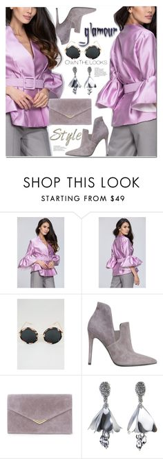"""""""OwnTheLooks"""" by jecakns ❤ liked on Polyvore featuring Kendall + Kylie, Ralph Lauren and Oscar de la Renta"""