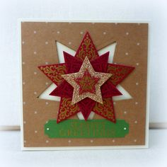 Bright and Beautiful Stamp Set, Star Framelits, Stampin' Up!