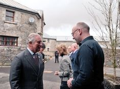 Dartmoor Prison inmates treat Prince Charles to a classical concert • The Crown Chronicles