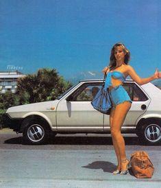 Fiat Ritmo Fiat 128, Fiat Panda, Sexy Poses, Rally Car, Car Car, Sexy Autos, Pin Up Car, New Fiat, Old Lorries