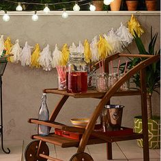 Safavieh Lodi Tea Serving Cart & Reviews | Wayfair