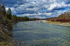Isar River, Germany