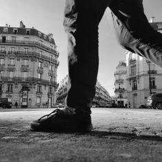 Black And White Paris Street Photography Print, Foot Print, Shoe Print, City Photography, Street Photo, Fine Art Photography, France Photo France Photography, London Photography, City Photography, Fine Art Photography, Nature Photography, France Photos, London Photos, Black And White Abstract, Paris Street