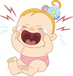 cartoon picture of baby crying clipart best baby child clip rh pinterest com crying baby cartoon clipart crying baby cartoon clipart
