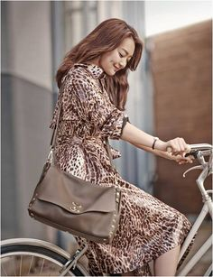 Shin Min Ah - Elle Magazine September Issue '14
