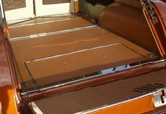 1957 Chevrolet Nomad cargo area   tailgate 1957 Chevrolet, Vehicles