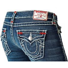 Wonder if these will make my butt look any less flat lol it'd be worth the price! Religion Clothing, True Religion Jeans, New Outfits, Cute Outfits, Cowgirl Jeans, Cute Fashion, Womens Fashion, Love Jeans, Country Outfits