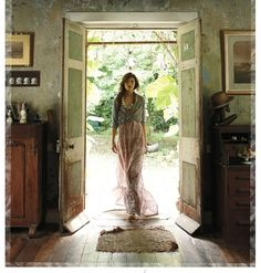 *bohemian jurk