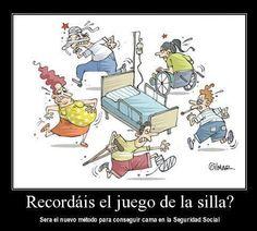Confirmado!!!, así va a ser el nuevo sistema para asignar camas a los enfermos en la Seguridad Social