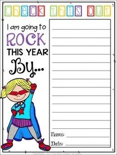 Free and fun back to school pages in color and B&W!