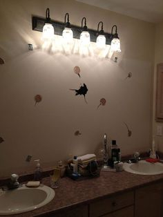 Tips For Installing Vanity Lights In Your Bathroom In This Video I - 6 foot bathroom vanity light