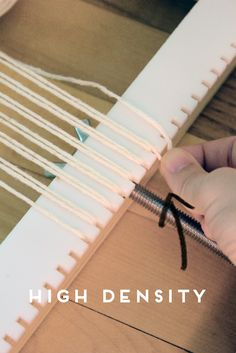 I think that it is essential for a loom to be versatile enough that you can execute any design you imagine. That is why my husband and ...