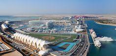 Circuito de Formula 1 de Yas Marina