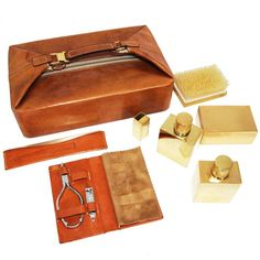 Rare Hermès vintage travel case 1975 | From a collection of rare vintage…