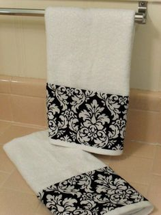 The possibilities: kitchen towels, burb clothes...