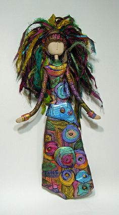 Harriet by aMused Creations, via Flickr
