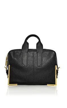 3 1 Phillip Lim Lux Grain Goat Scout Small Duffle At Moda Operandi Bag Bagfashion Handbagspurses