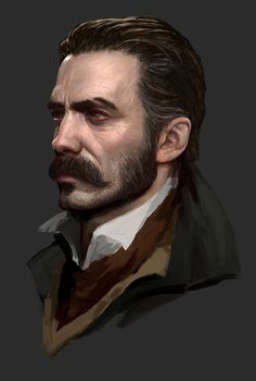 a collection of inspiration for settings, npcs, and pcs for my sci-fi and fantasy rpg games. hopefully you can find a little inspiration here, too. Fantasy Portraits, Character Portraits, Cthulhu, Dnd Characters, Fantasy Characters, Gothic Characters, Character Concept, Character Art, Concept Art World