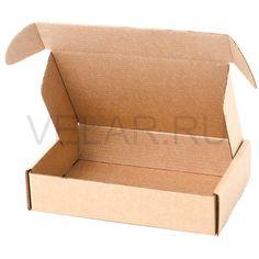 Самосборный картонный короб - 305*210*70 мм
