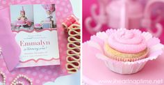 awesome 1st birthday idea for a little girl.  I would combine it with Pinkalicious! :)