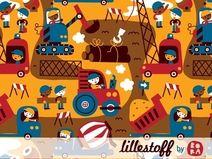 ♥ lillestoff - Bio Jersey UNDER CONSTRUCTION ♥