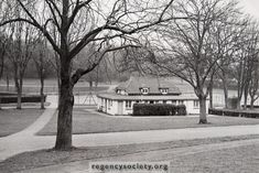 Photograph which shows the majestic trees, which encircled Hove Park, before the disastrous hurricane of October The Cafe is also in the photograph. Old Photos, Vintage Photos, South East England, Worthing, Brighton And Hove, Childhood Days, East Sussex, Museums, Galleries