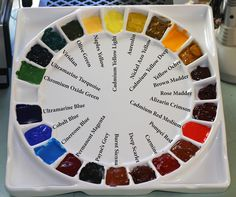 Watercolor Palette | My Black Friday purchase, from Daniel S… | Flickr