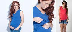 Embrace Umstands- und Still-Top aus der Kategorie Kurzarm-Shirts & Tops von Mamarella - Details