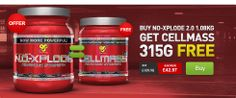 Special Offers on Sports Supplements! Buy One Get One Free!!