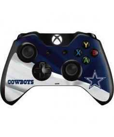 Dallas Cowboys Xbox One - Controller Skin from www.skinit.com. $14.99 Available on PS4, iPhone, Galaxy and more!