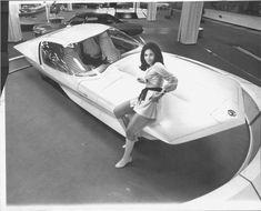 GM Firebird IV, 1964