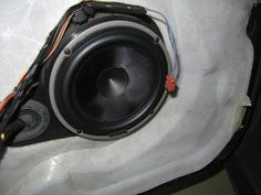 Woofer hi fi car Hertz HSK da 165mm #hificar #caraudio #hertz