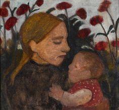 Paula Modersohn-Becker [1876-1907]