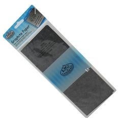 Royal and Langnickel Grey Graphite tracing/transfer sheet Grey Sheets, Paper Manufacturers, Graphite, Surface, Canvas, Metal, Glass, Pattern, Design
