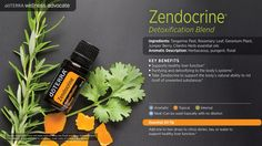 Do you want a healthy lifestyle change? Try adding one to two drops of Zendocrine to citrus drink, tea, smoothie to support healthier liver function.