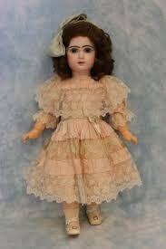 Resultado de imagen de antique jumeau doll on sale ebay fr