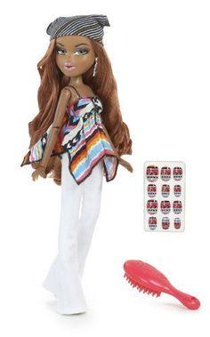 NEW Bratz Totally Polished Doll  Sasha