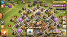 Battle Ram Gameplay - Clash of clan halloween update private ...