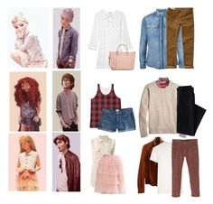 """""""disney modern random"""" by sarah-debyser ❤ liked on Polyvore featuring Disney, Miguelina, Brunello Cucinelli, Hollister Co., J.Crew, Off-White, Equipment, Brooks Brothers, Lands' End and True Decadence"""