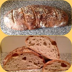 Pane con lievito madre