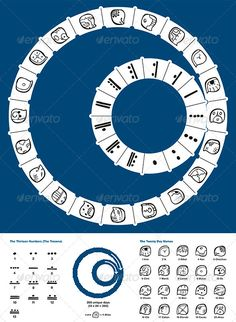 Buy Tzolkin Maya Calendar by PeterHermesFurian on GraphicRiver. Tzolkin, the Mesoamerican calendar originated by the Maya civilization of pre-Columbian Mesoamerica. Mayan Astrology, Mayan Glyphs, Mayan Tattoos, Maya Civilization, Aztec Culture, Aztec Calendar, Aztec Art, Mesoamerican, Sacred Geometry