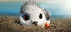 tumblr_og1b37dVCN1qd79gyo5_500.gif (500×231) Disney Animation, Animation Film, Disney Love, Disney Magic, Disney And Dreamworks, Disney Pixar, Piper Bird, Baby Animals, Cute Animals