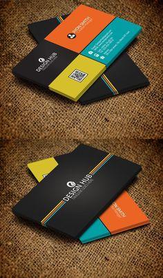 Business Cards Layout, Professional Business Card Design, Letterpress Business Cards, Unique Business Cards, Business Design, Creative Business, Game Design, Web Design, Visiting Card Design